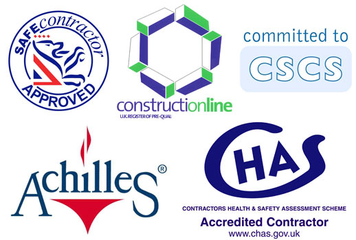 Recognised accreditations for GRP Gratings